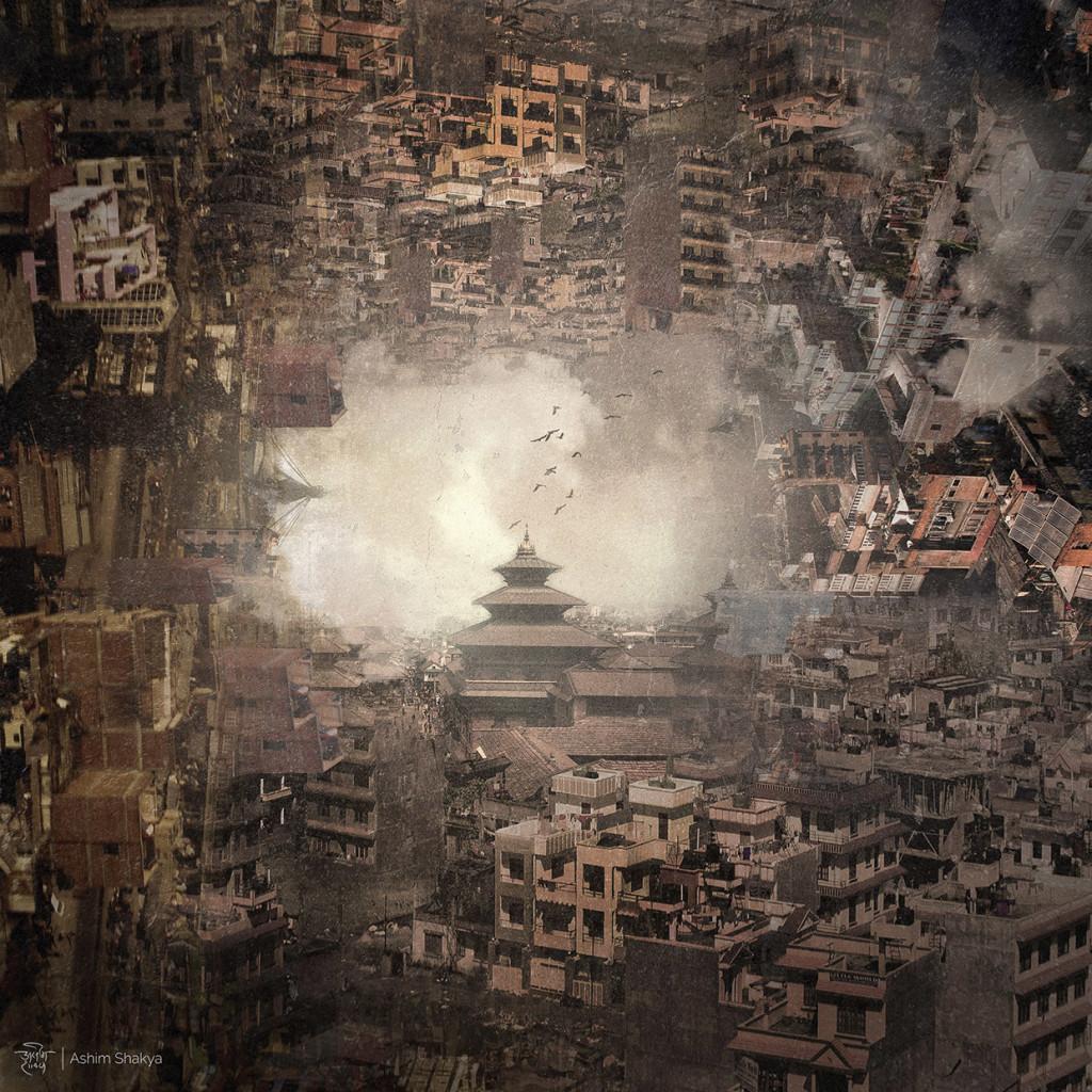 """Enclosed"" by Ashim Shakya"