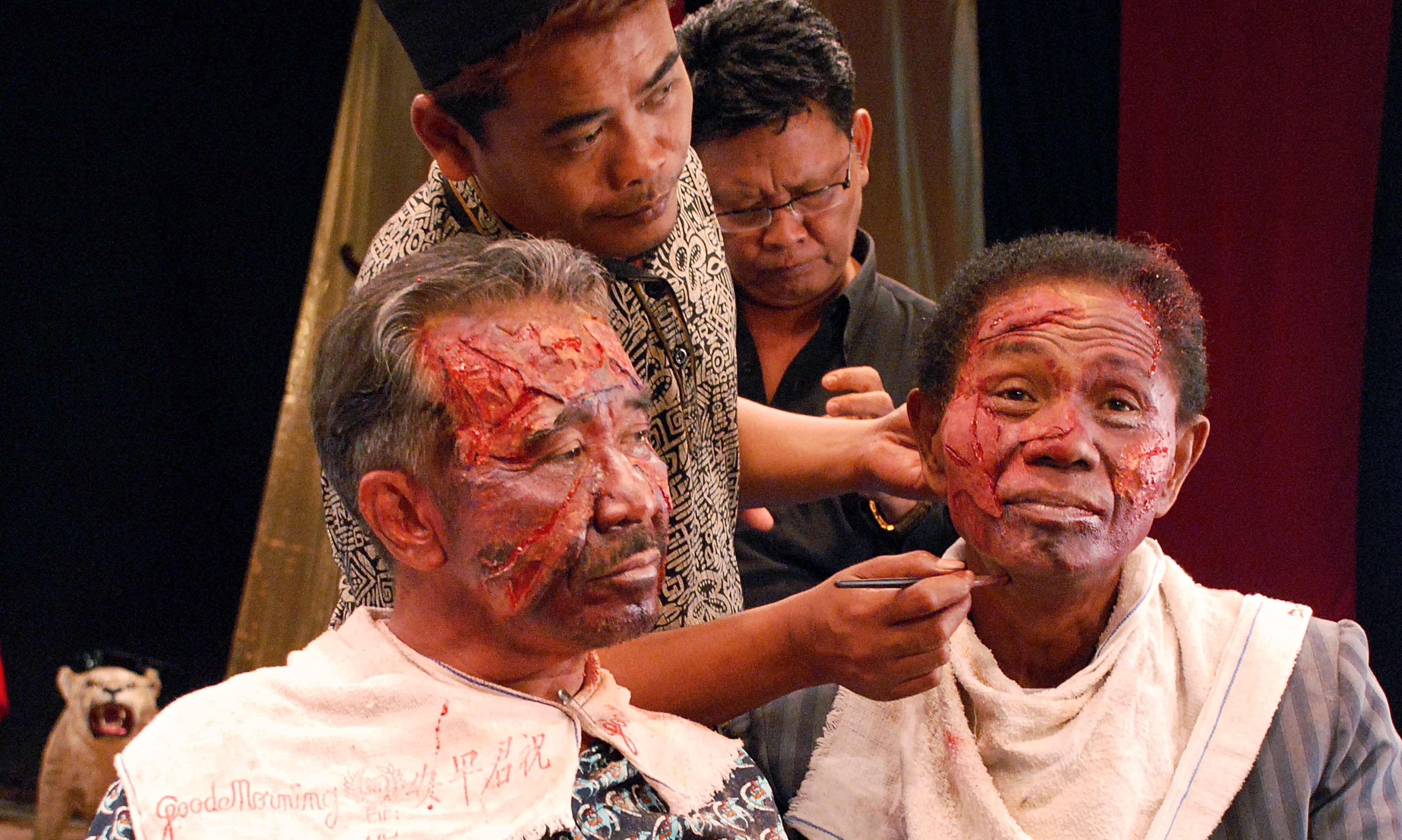 Makeup_Act of Killing