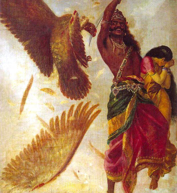 Anil Menon: The Speculative Ramayana