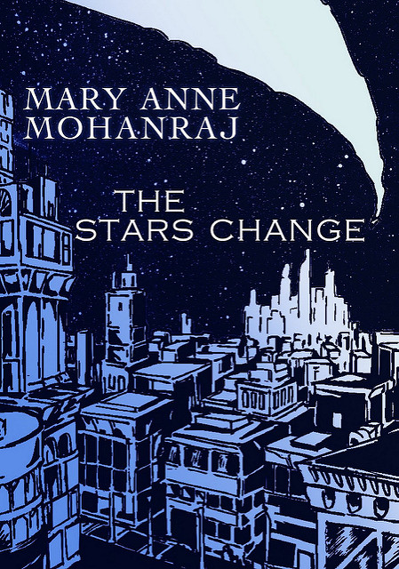 """Isha Karki — """"Even When We Go to the Stars"""": The Burning Light in Mary Anne Mohanraj's The Stars Change Universe"""