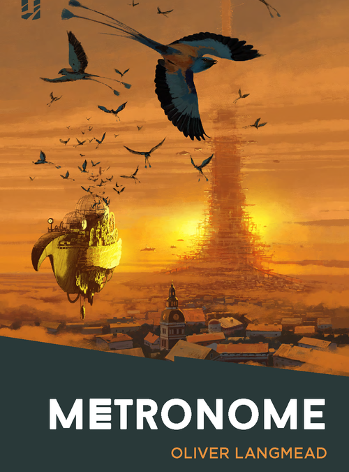 Landscape Of Dreams: Metronome by Oliver Langmead