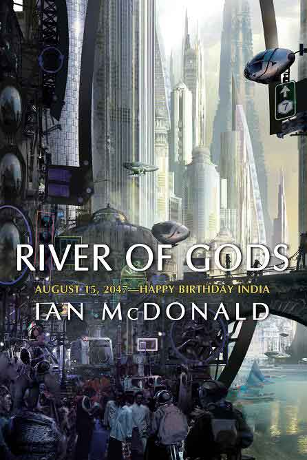 The East is a Setting: Issues of Place, Theme, and Tone in Ian McDonald's River of Gods and Beyond