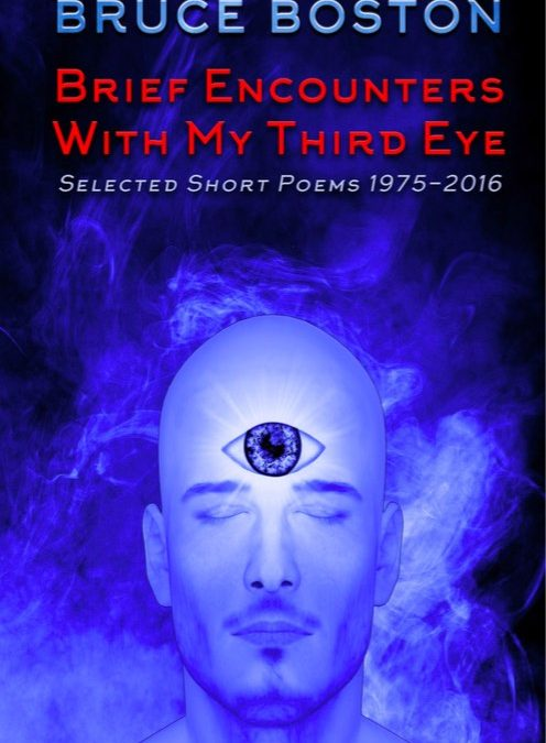 The Collected Poems of Bruce Boston: Dark Roads  and Brief Encounters With My Third Eye