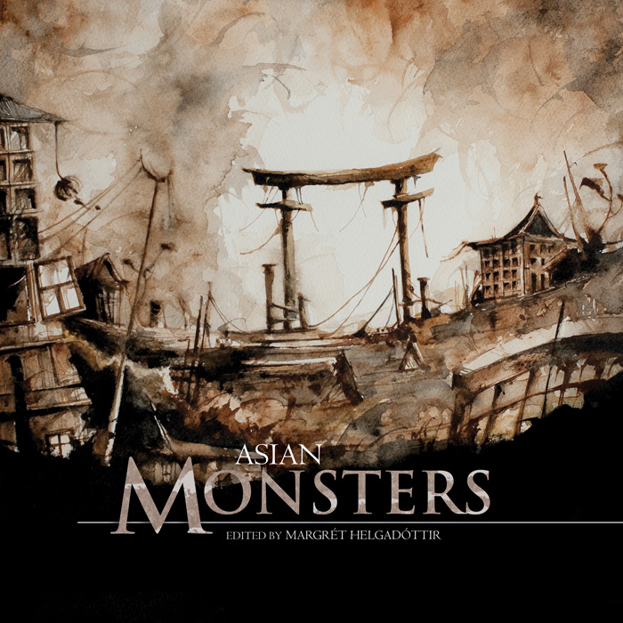 Cover Asian Monsters