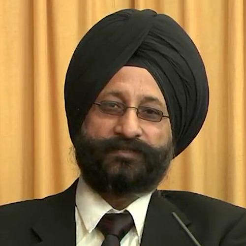 D. P. Singh