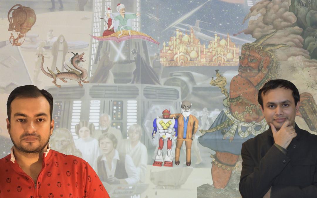 Science, Science Fiction & South Asia: Muhammad Aurangzeb Ahmad in conversation with Sami Ahmad Khan
