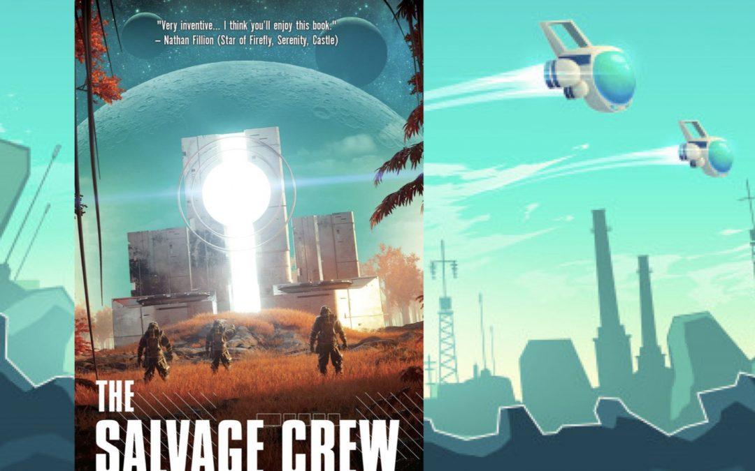 Review: Yudhanjaya Wijeratne's The Salvage Crew